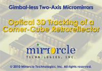 Video: MTI Tracking of Retroreflectors and Various Objects II