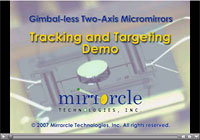 Video: MTI Trancking and Targeting Demo